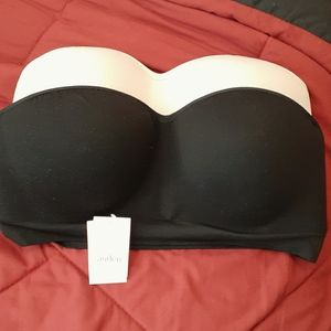 Auden bandeau XL bra bundle